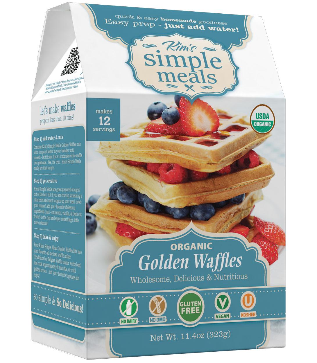 Golden-Waffles
