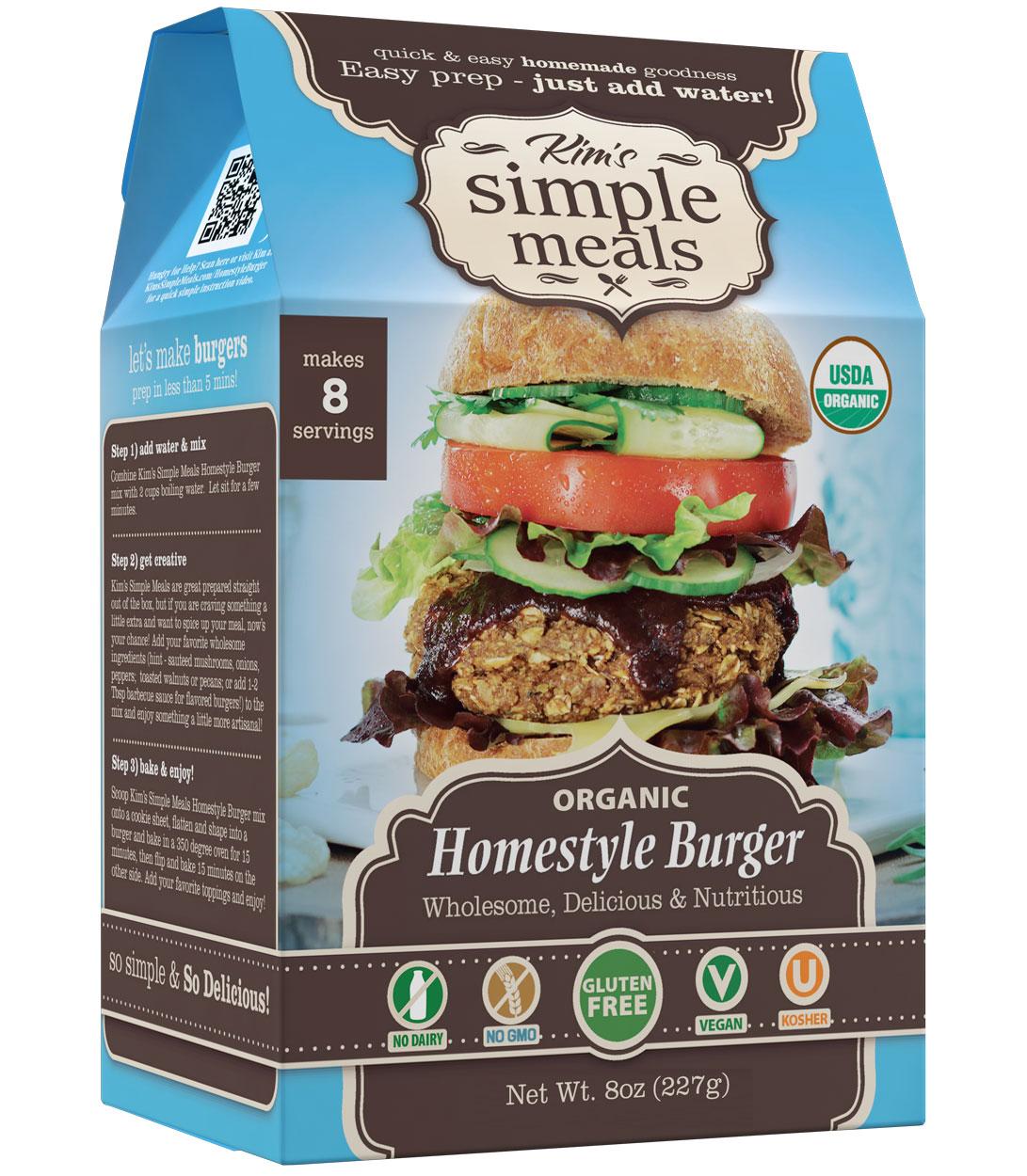 Homestyle-Burger