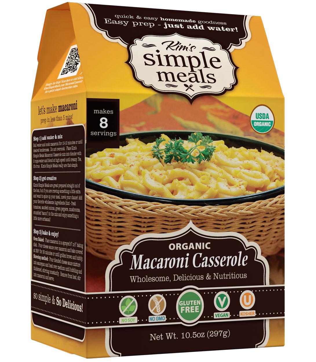 Macaroni-Casserole