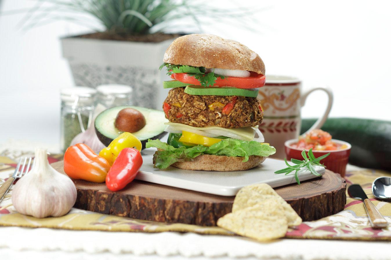 Big burger southwest kim 39 s simple meals Sw meals